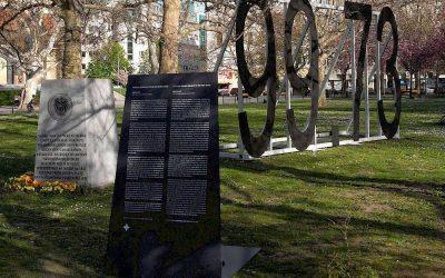 Monday's Monument: MexikoPlatz, Vienna, Austria